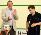 Alan Clyne 2010 Kent Open Winner