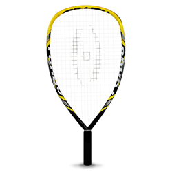 'The Turbo 170g – Our Price £60.00 (RSP £90) Aimed at the high end intermediate player, the Turbo provides the perfect blend of power and control for those looking to elevate their game. Featuring a tight stringing pattern for greater control, added head weight for more power through the swing and a longer handle for more leverage