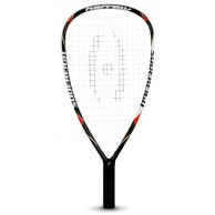 The Sovereign - Our price £95.00 (RRP £104.00) Designed with the intermediate to advanced player in mind, the Sovereign has a narrower width for a larger sweet spot, ensuring precision throughout the swing. The larger throat provides additional power through shots, while the bowing effect improves the durability and longevity of the racquet.