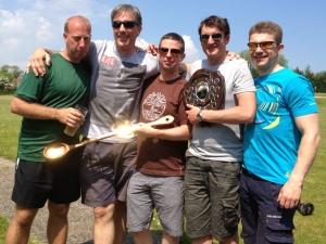 2013 Ballyearl Team