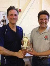 Racketball June - Premier Division Runner up - Jason