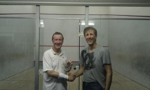 2013 - July Dalgety Bay Divisin 1 Winner Colin Cruickshank