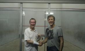 2013 - July Dalgety Bay Divisin 1 Winner Colin Cruickshank