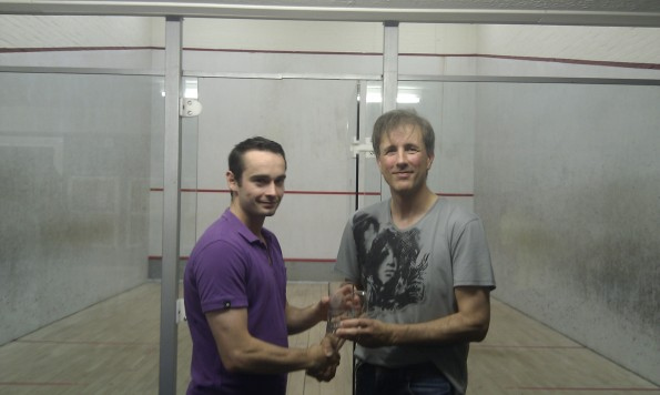 2013 - July Dalgety Bay Divisin Premier Winner Niel Bennett