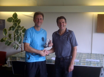 Abercorn Prem Div Winner - Jason