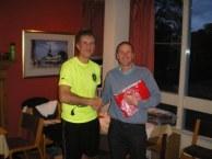 Division 2 Runner Up - John Currie