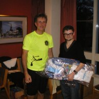 10th Nov -Division 1 Winner - Martin Buchan