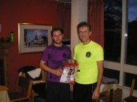 Prem Div Runner Up - Ross McHoul