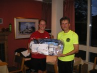 10th Nov - Prem Div Winner - Simon Boughton