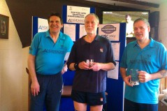 Over 50s Finalists (W Jim Schriven RU Jim Murphy)