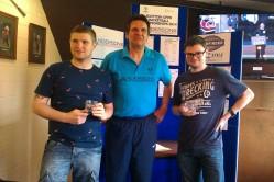 Open Plate Finalists W Callum Neill & RU Martin Buchan)