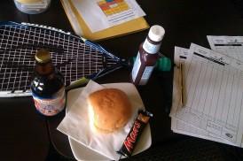 Champions breakfast!