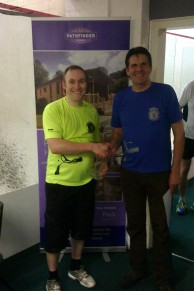 Division 2 Winner Mark Crease (Collington Castle)