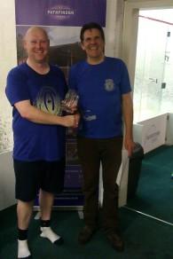 Division 1 Winner Stuart Black (Dalgety Bay)