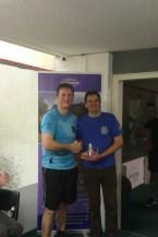 Prem winner Jason Broadberry (DLWE)