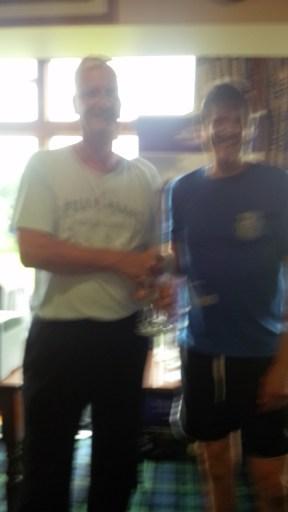 Div 2 Winner - Paul Cresswell