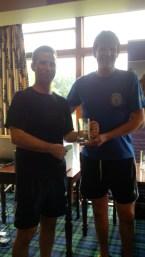 Div 1 Winner - Stu Ward