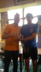 Championship Winner - Mark Cormack