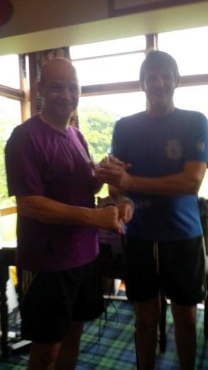 Premier Division RU - Mark Adderley