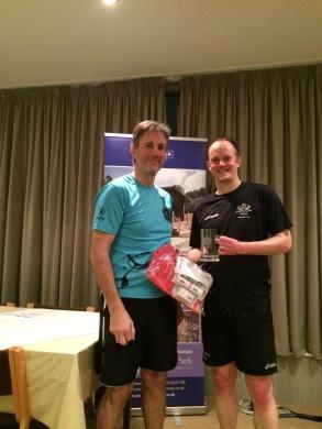 Simon Boughton - Premier Winner