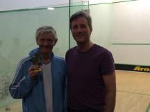 David Ritchie - Challenger Trophy Runner Up