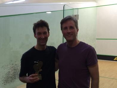 John Turner - Challenger Trophy Winner