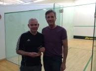 Colin Clarke - Open Runner Up