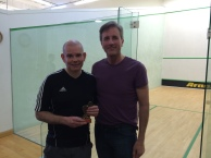 Colin Clarke - Open Runner Up