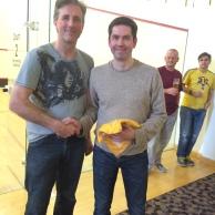 Robert McNicol - Division 1 Winner