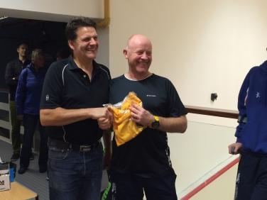 Championship Winner Gerry Gemmell