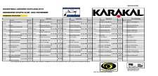 RAS 2015 ESC - Premier Div results