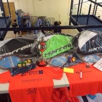 Prizes galore