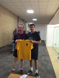 Winner Championship - Colin (Waverley)