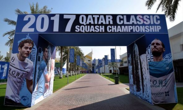 Qatar Classic 2017- 0