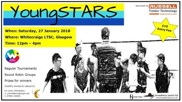 YoungStars 27 Jan 2018 - Whitecraigs