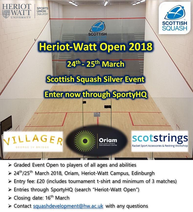 HW Open 2018