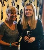 O45 Winner Libby Jardine