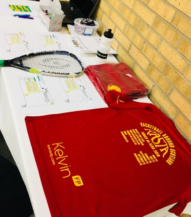 Chilie Red & Gold - RASTA 2018 Tour Shirts