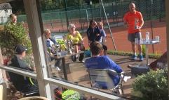 Outdoor Squash!