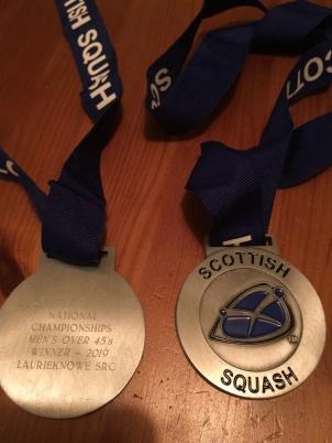 Winners Medals