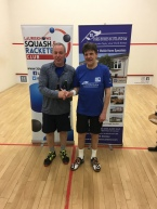Open Plate Winner Adam Clayton